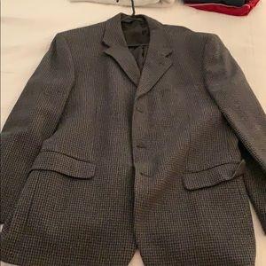 Jones New York men's wool blazer